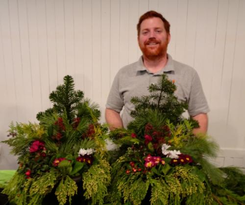 November - Winter Displays by Mark Dickerson of Garden Coach Solutions